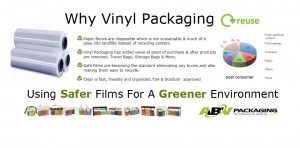 Why choose wholesale vinyl bags