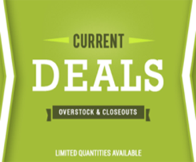 ABV Deals Closeouts Bags